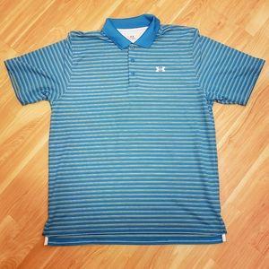 Under Armour Heat Gear Polo Shirt